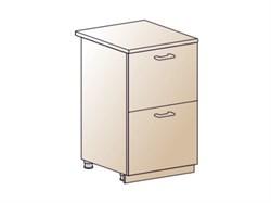 Шкаф нижний с 2 ящиками 500 - фото 4558
