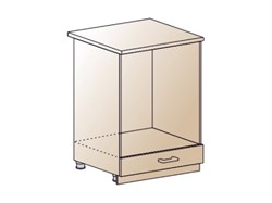 Шкаф нижний духовка 600 - фото 4591