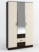 Шкаф Ронда 1200.2 3х-створчатый