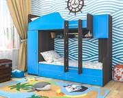 Кровать Юниор-2 2х-ярусная