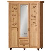 Шкаф Ралли 3х-дверный №863
