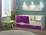 Кровать Дельфин 2 глянец