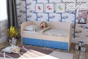 Кровать Радуга ЛДСП